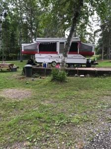 Campsite #2 2017