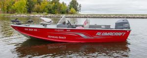 Red Alumacraft